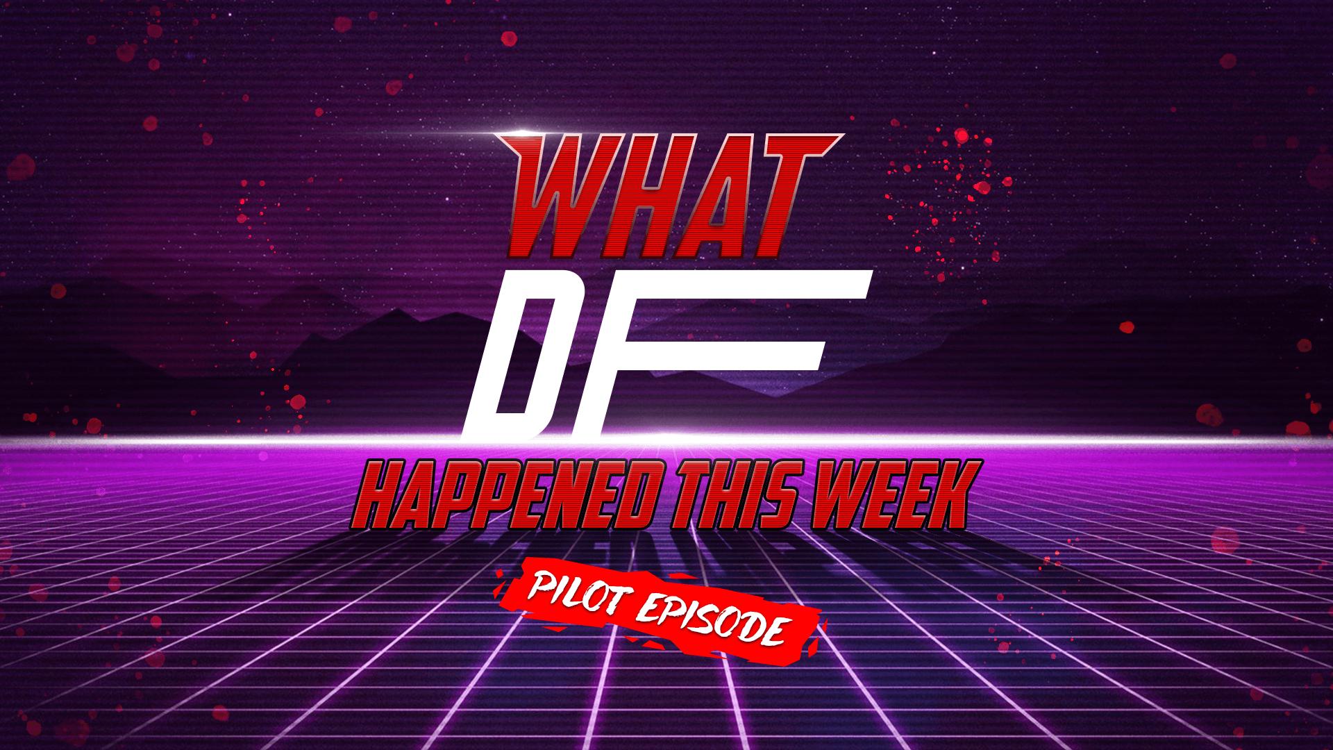 What DF Happened this week?