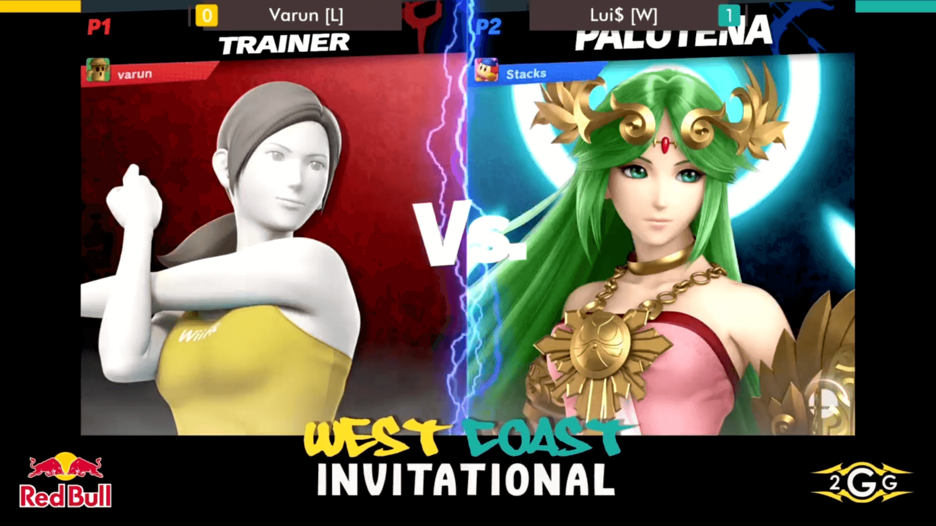Lui$ is a Champion of SSBU 2GG West Coast Invitational
