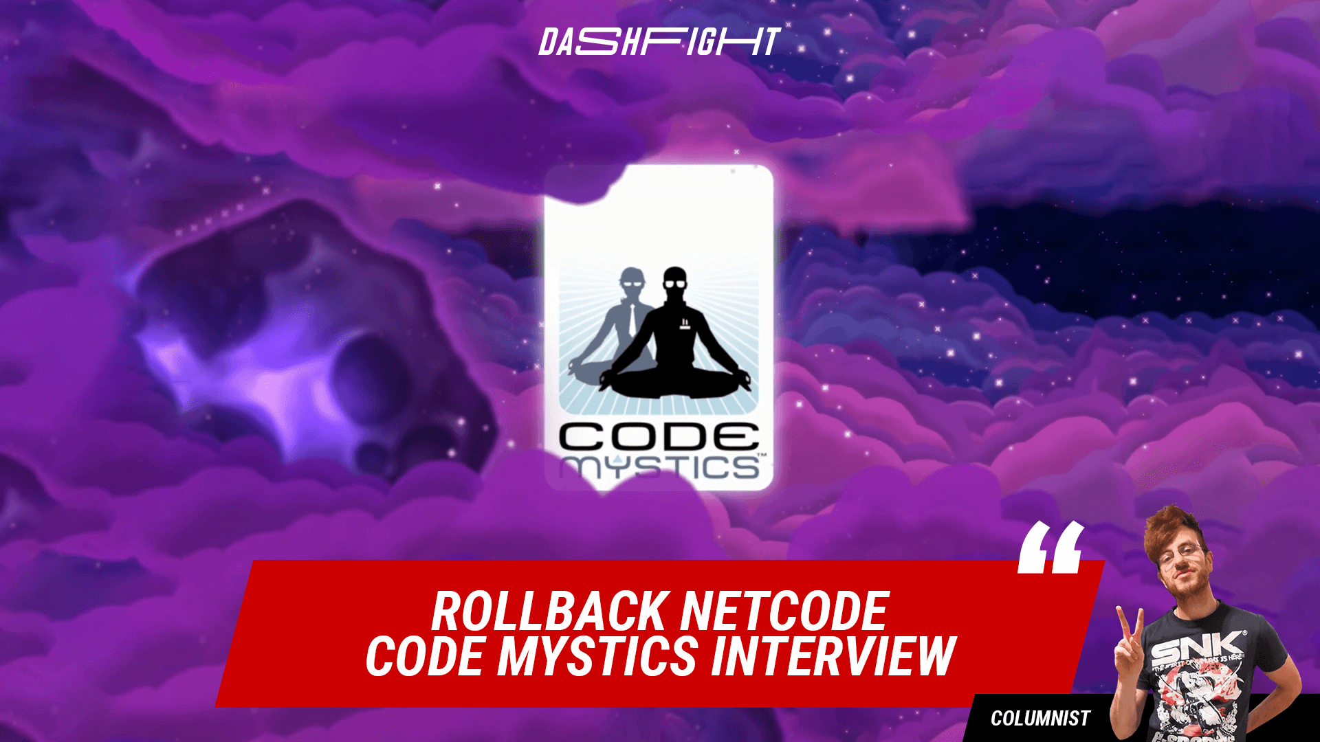 Jeff Vavasour Interview. The Importance of RollBack Netcode