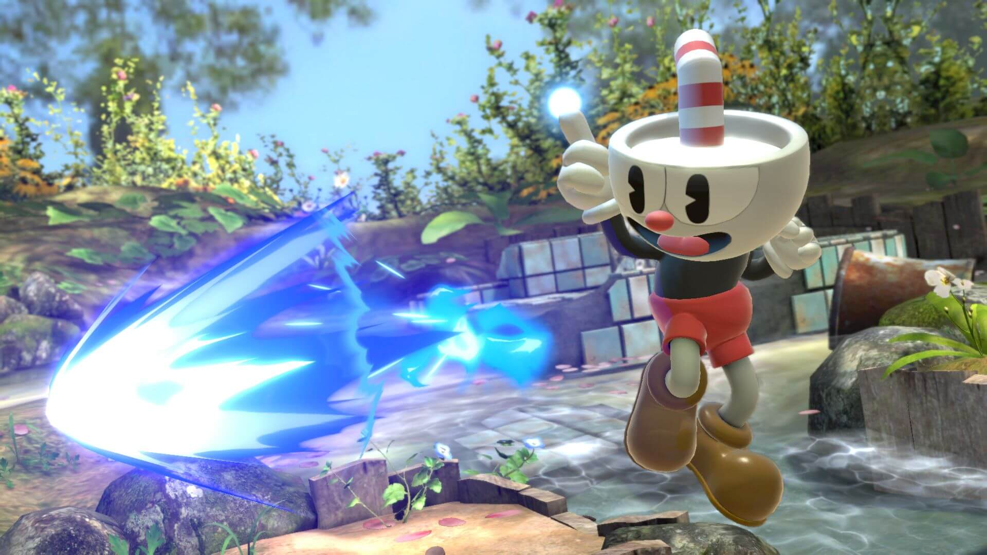 Warframe and Cuphead Spirits now available to all in Smash Ultimate