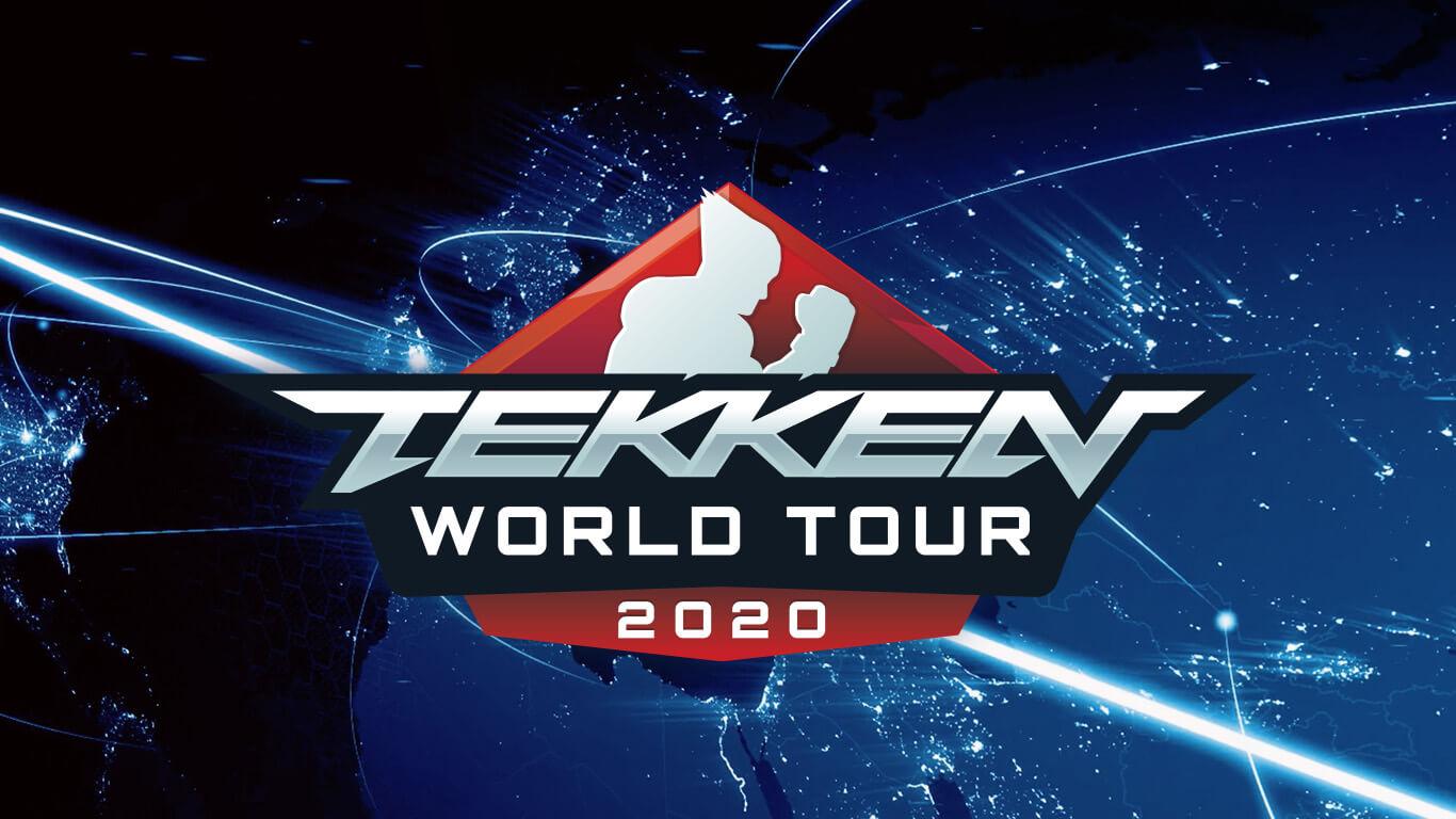 Tekken World Tour 2020: No Physical Events by Bandai Namco