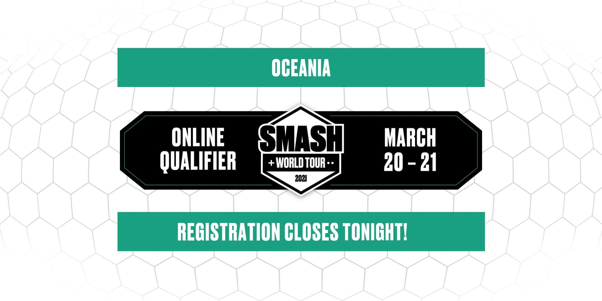 Smash World Tour: Oceania Qualifier Preview