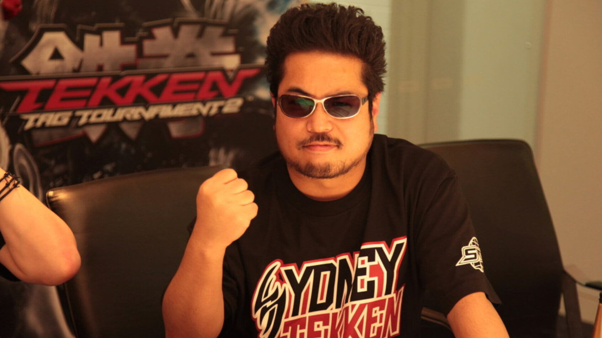 Harada wants to create a joint fighting games world championship
