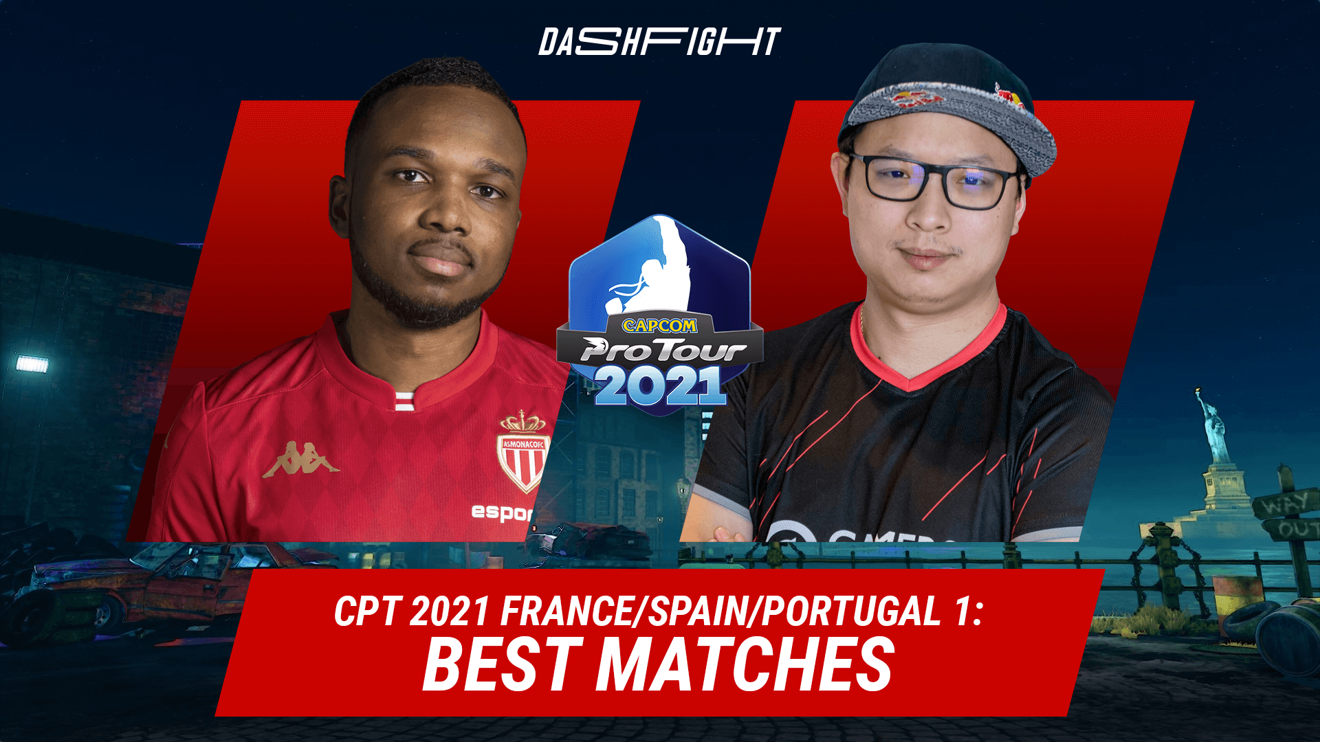 CPT 2021: Best Matches from France/Spain/Portugal 1