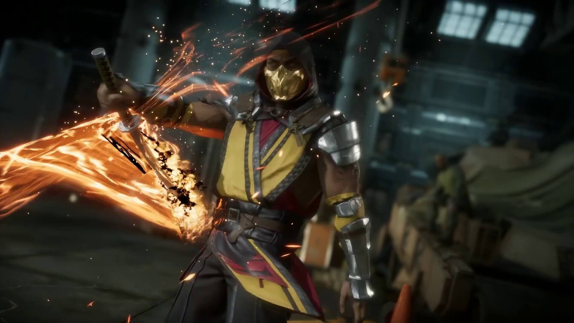 The most playable characters became known in Mortal Kombat 11
