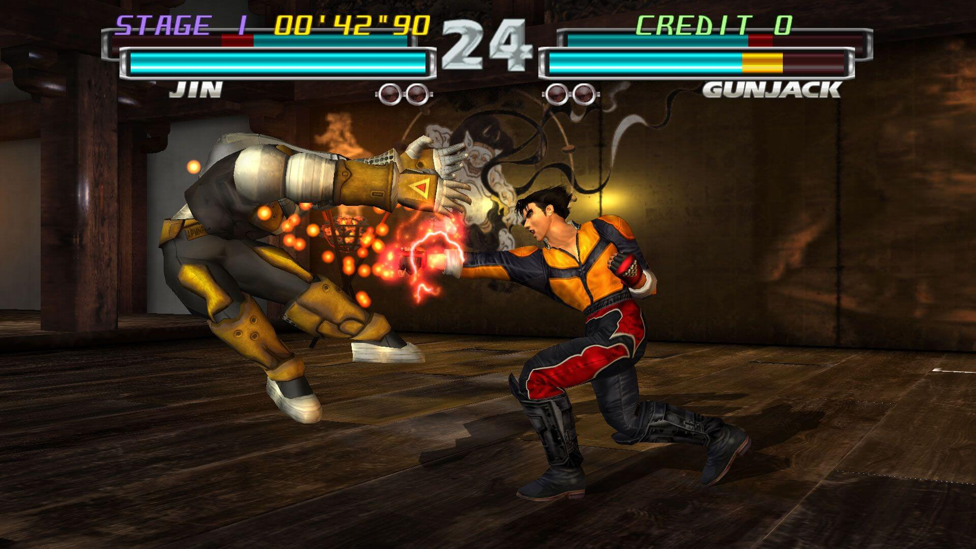 Tekken Tag Tournament is named one of the best games on the PS