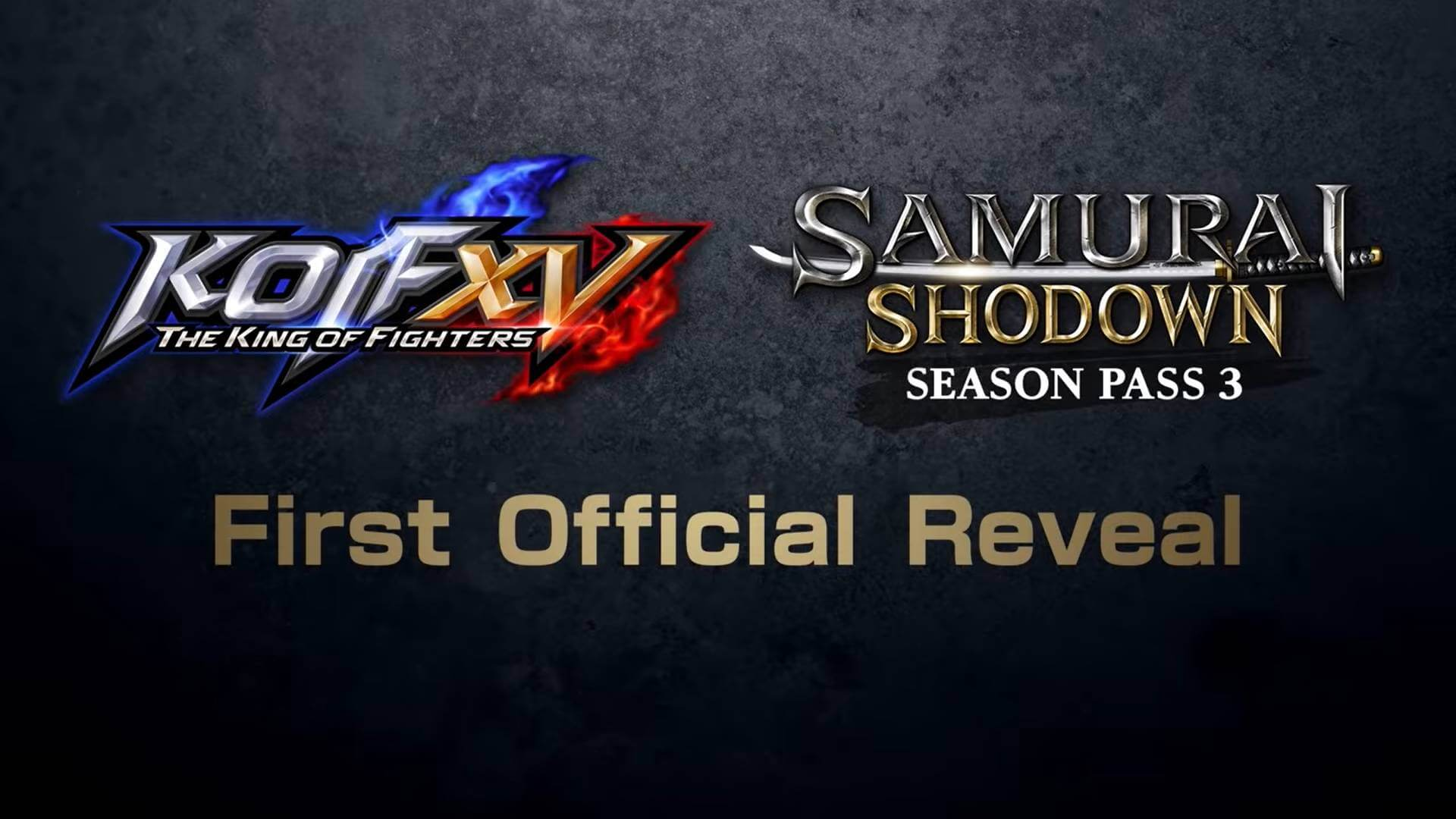 SNK Reveals King of Fighters XV Trailer and Samurai Shodown SP 3