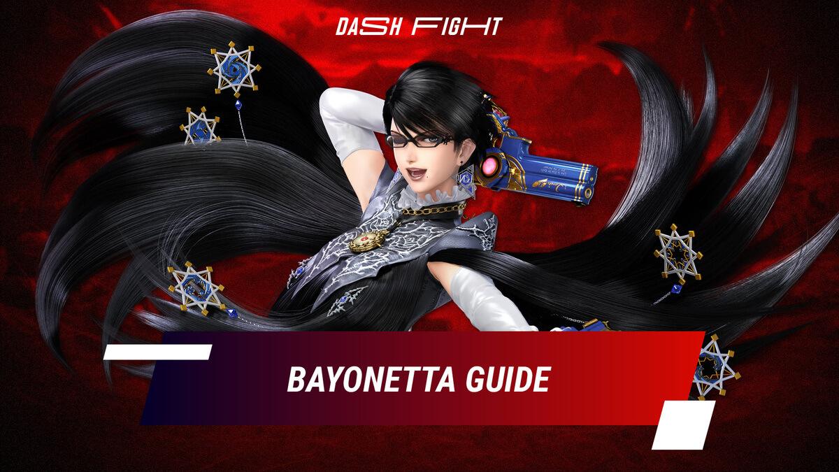Smash Ultimate: Bayonetta Guide - Combos and Move List