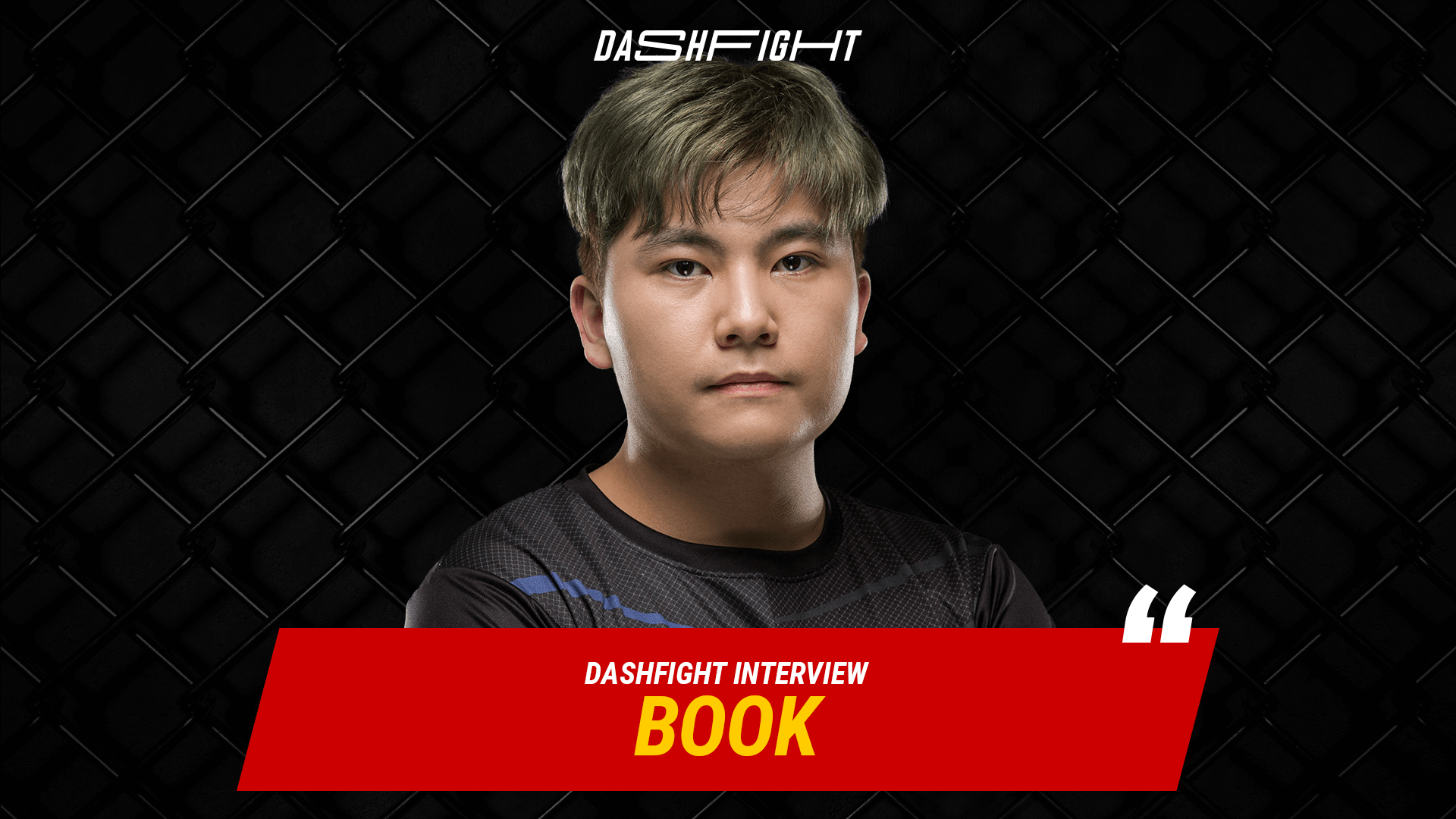 DashFight Interview With Book at WUFL S1