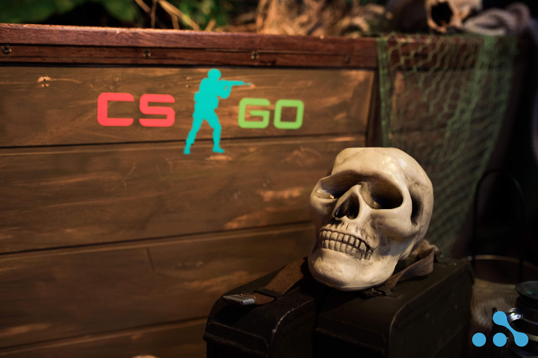 WePlay! Clutch Island skull
