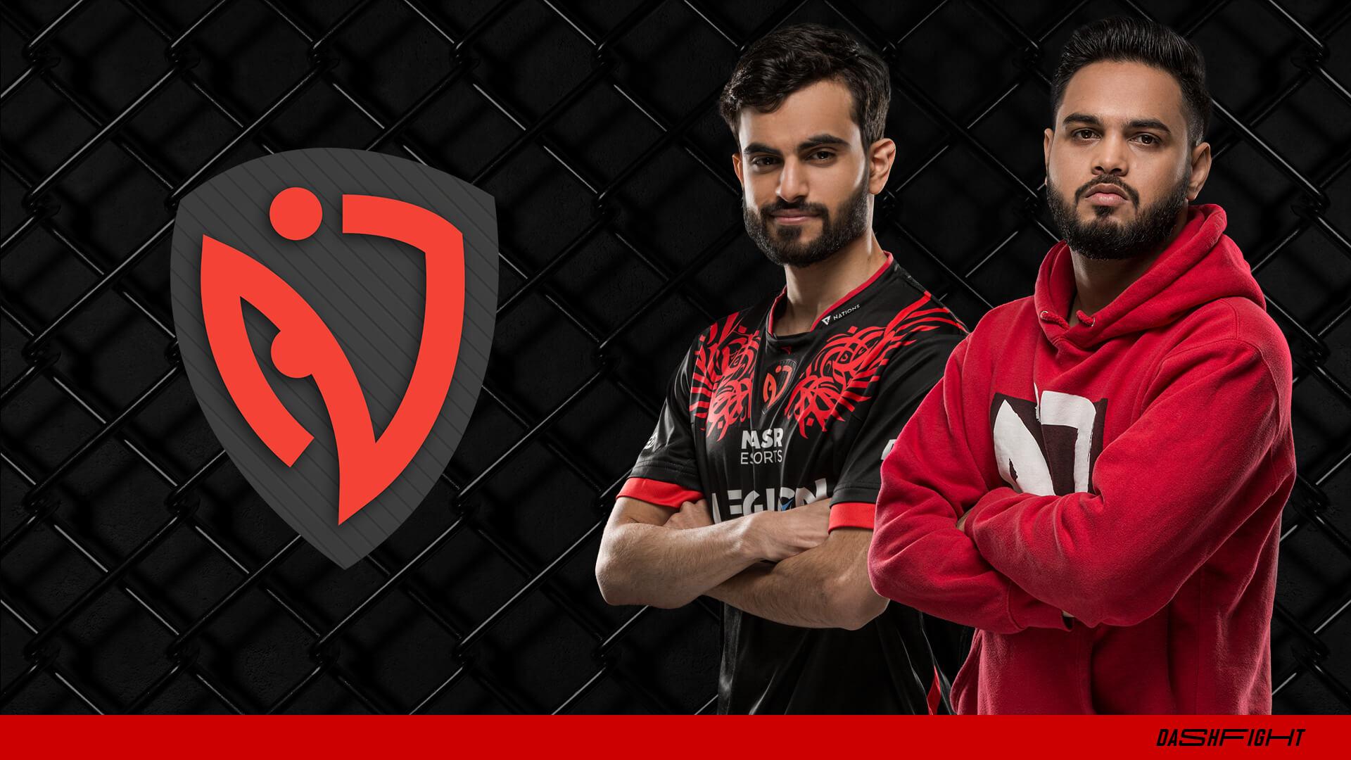 NASR Esports Tekken Master and Bilal