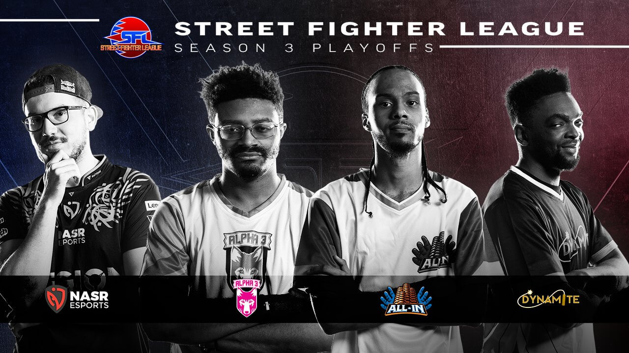 Street Fighter League - Which Teams are the Best in the US?