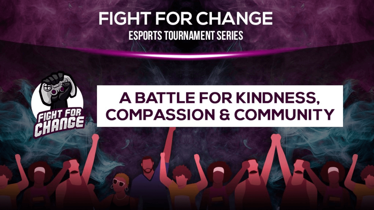 Fight For Change - a New Esports Series with SFV