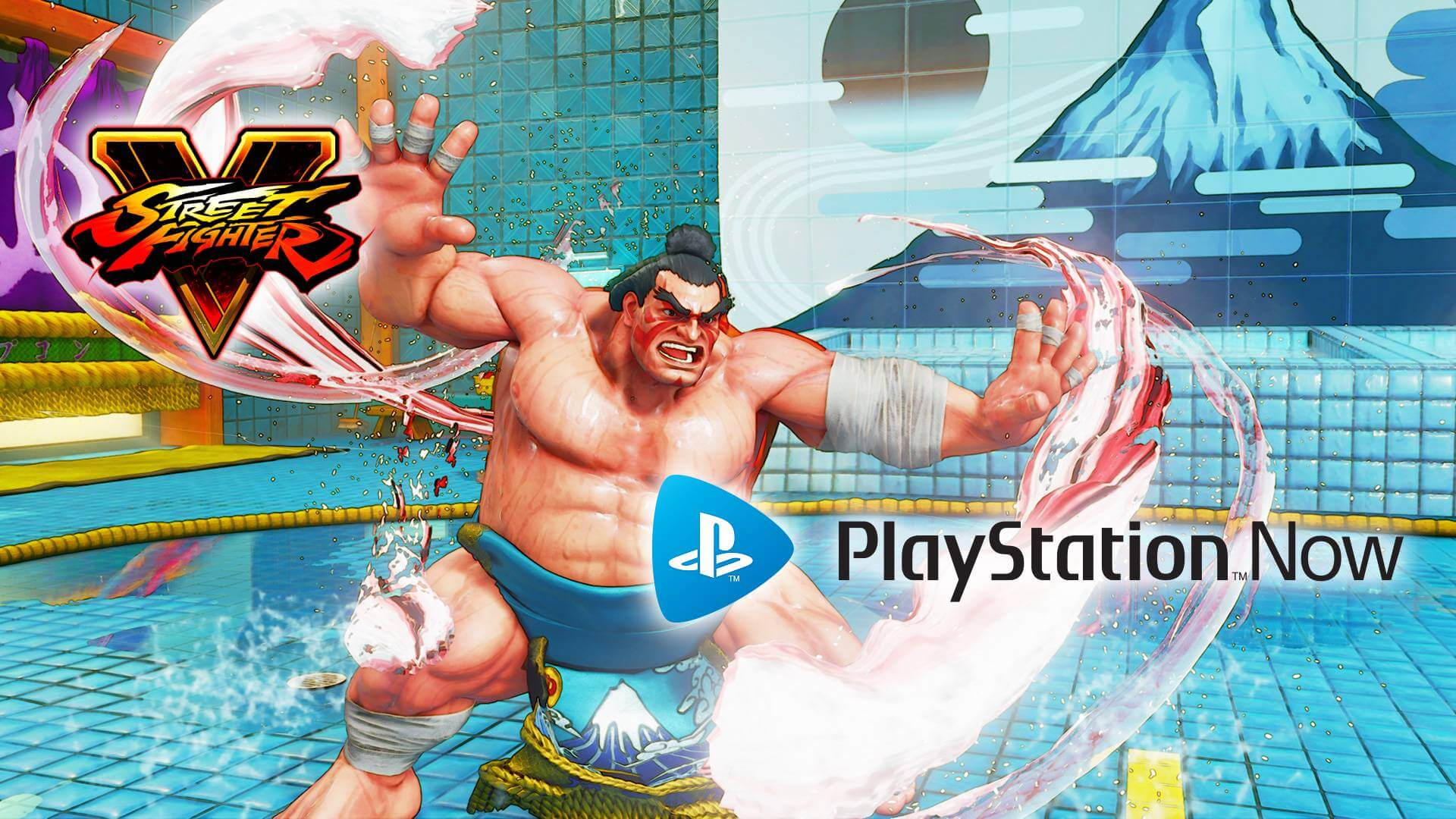 Street Fighter V is on PlayStation Now