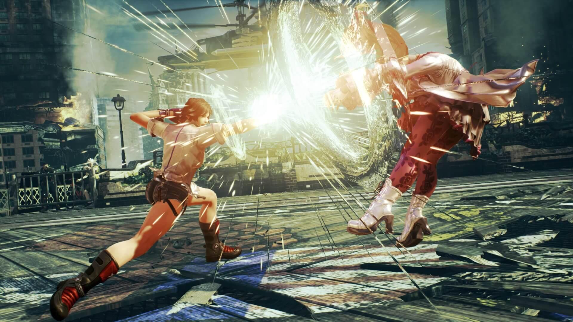 The First Big Tekken Tournament of 2021 Begins
