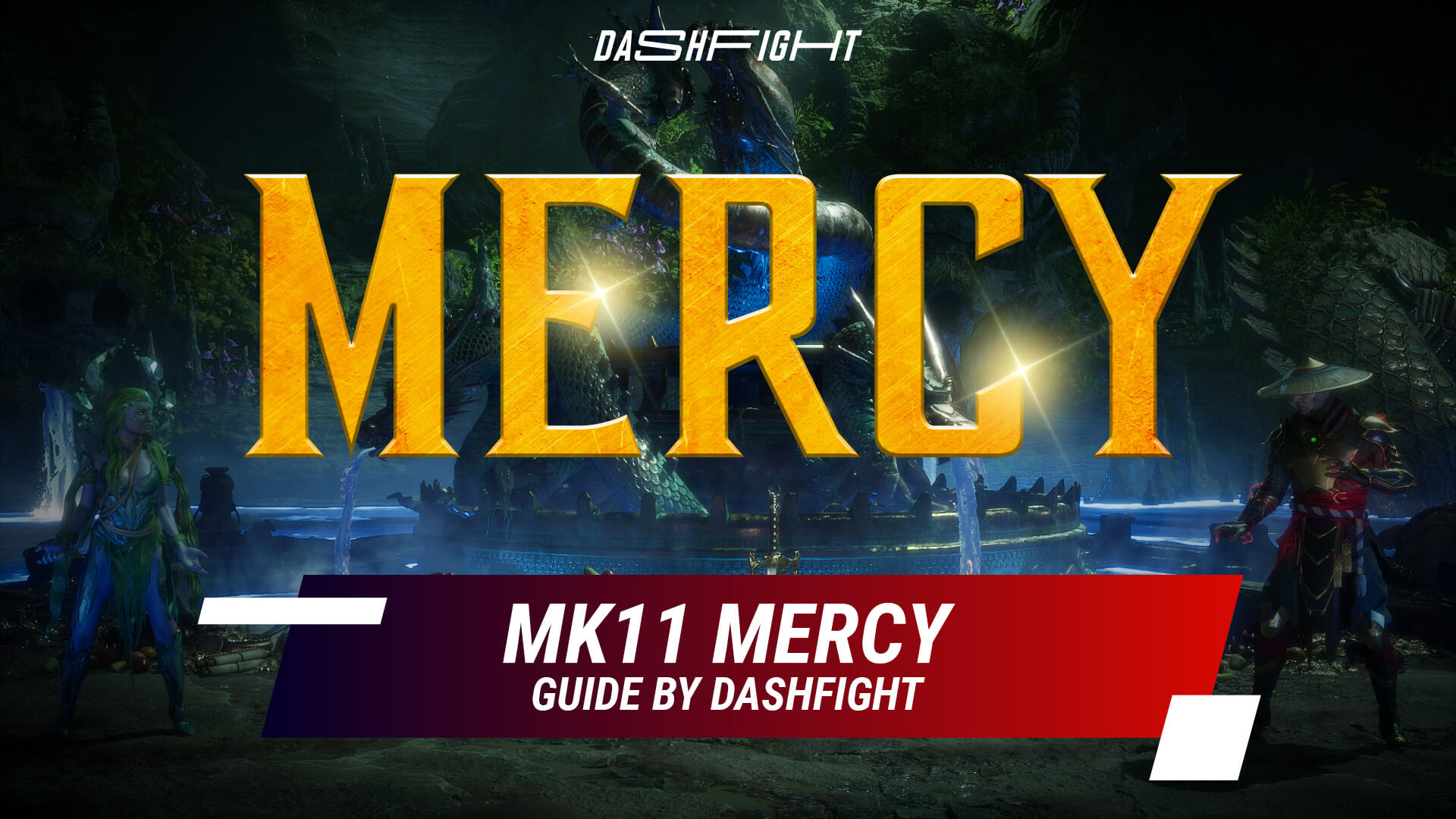 Mortal Kombat 11 Mercy Guide