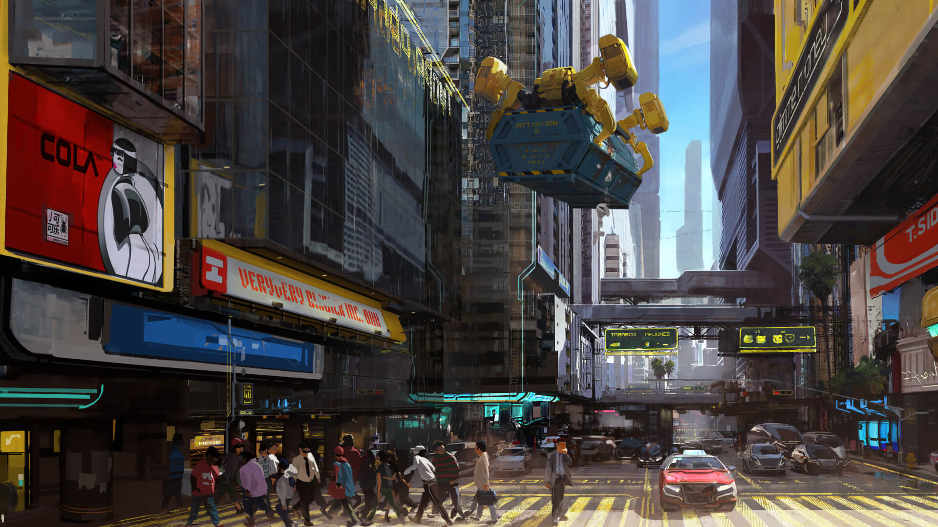 Super Smash Bros Creator Praises Developers Of Cyberpunk 2077
