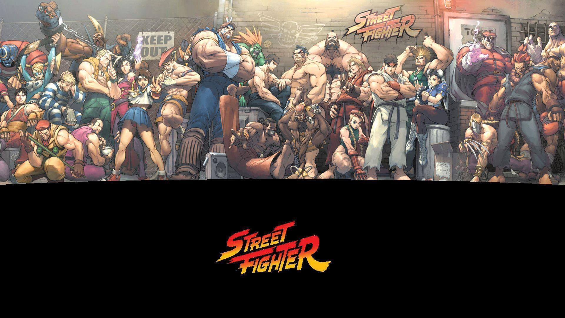 Capcom's Street fighter franchise will have a movie again
