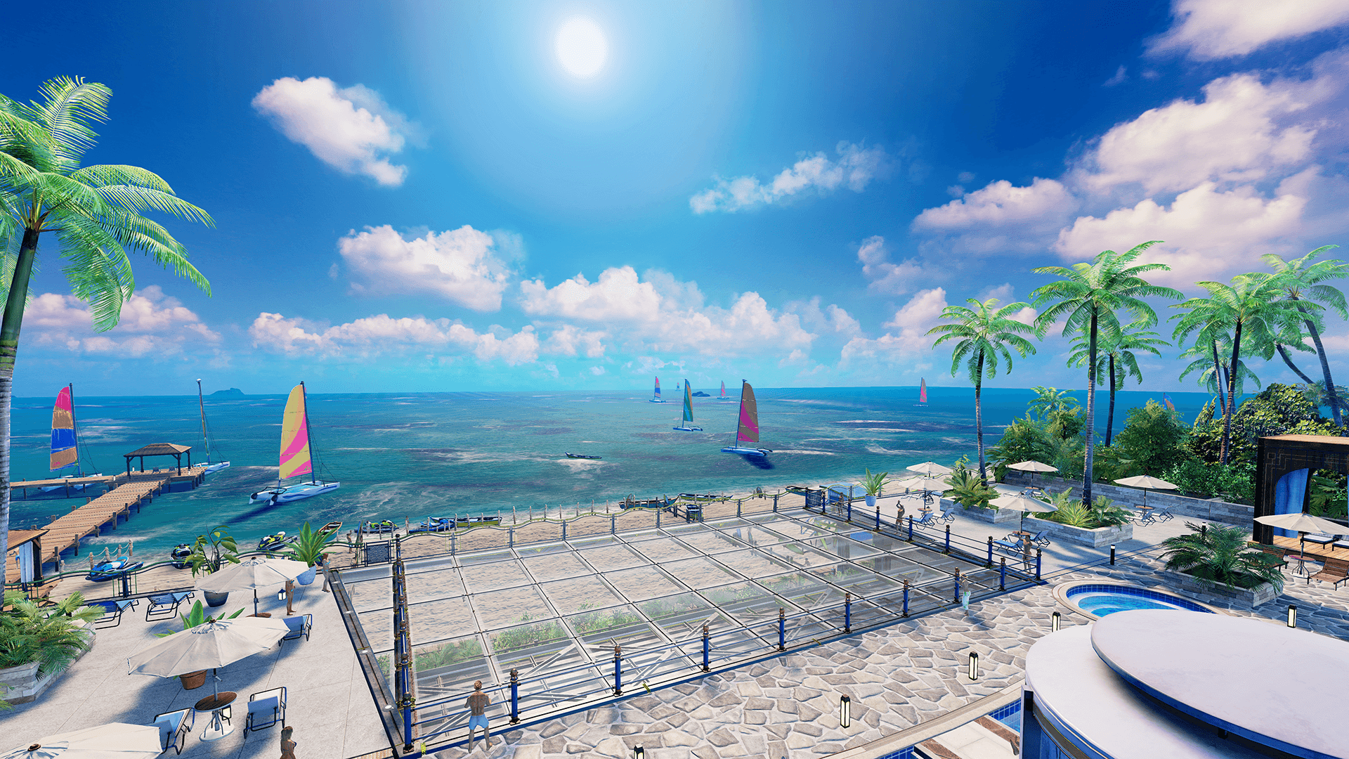 Island Paradise - a new stage for Tekken 7