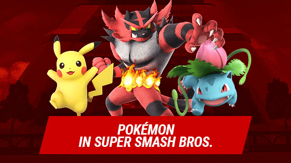 Pokémon in Super Smash Bros - When You Caught 'Em All
