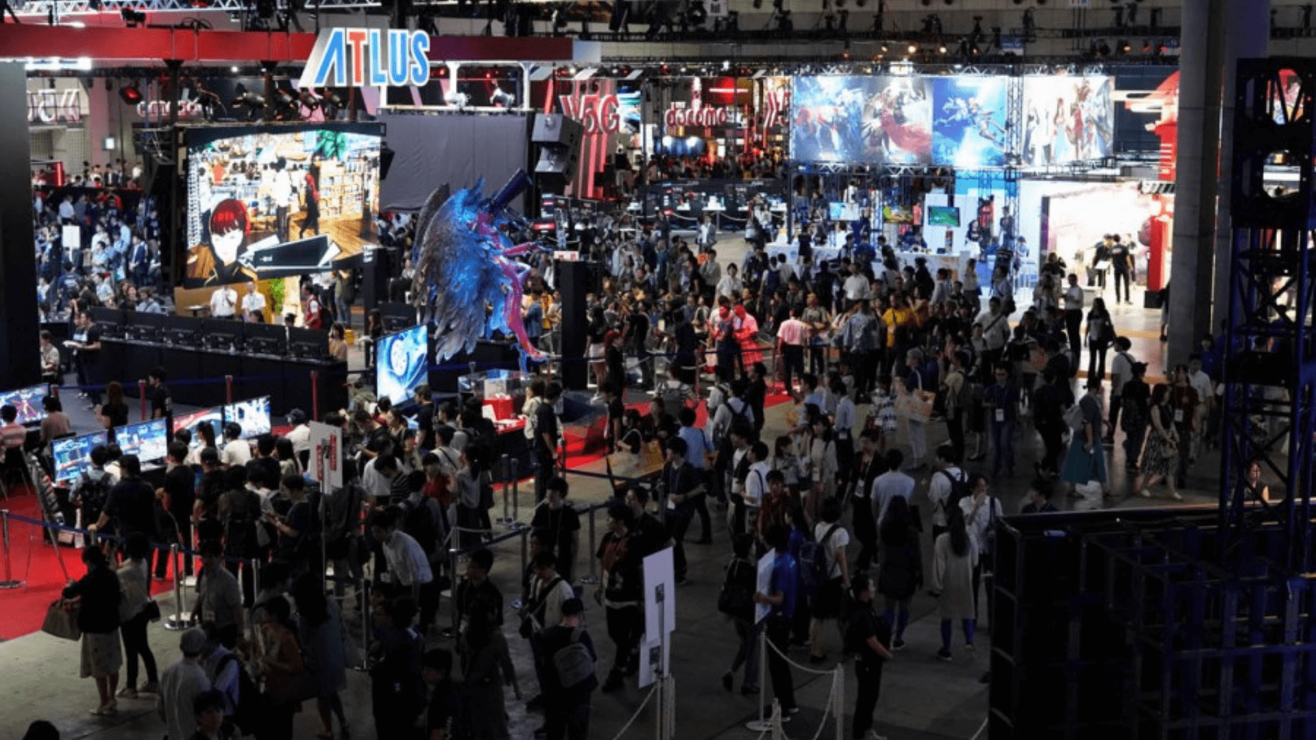 2021 Tokyo Game Show Will Be Virtual