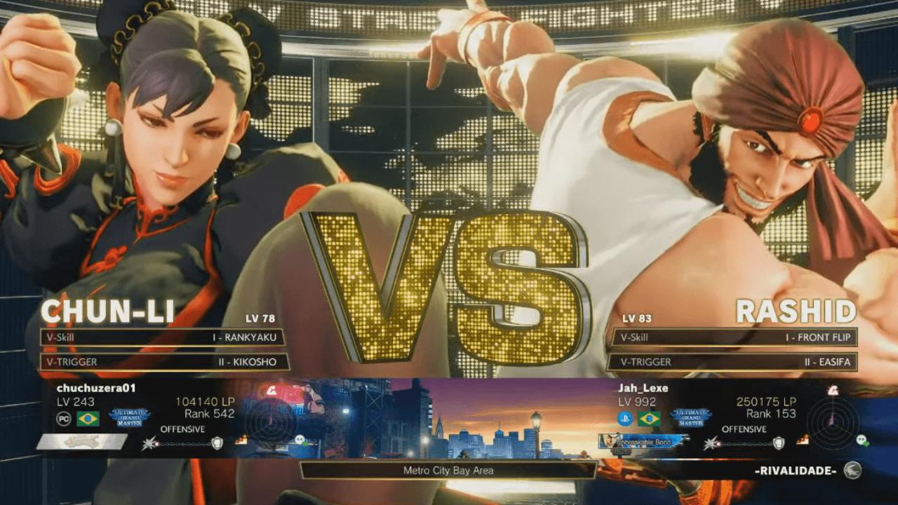 Jah_lexe Wins SF5 Capcom Pro Tour South America 2