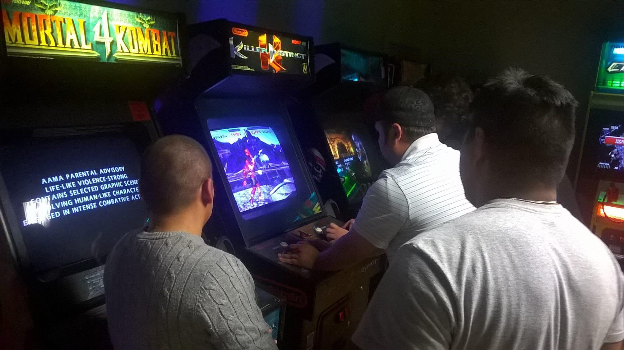 Ultra Arcade in San Antonio