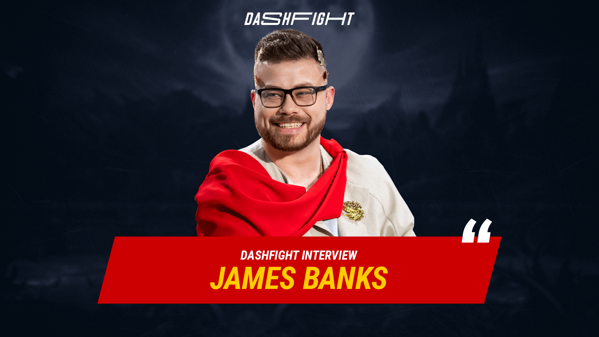 Interview With James Banks About WUFL Season 1