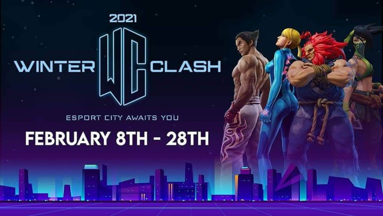 Be Ready For the Fights of Winter Clash 2021