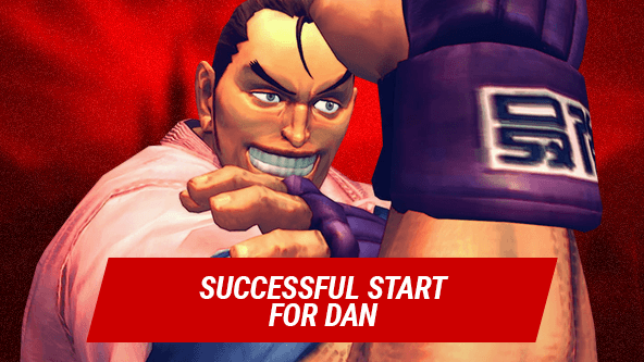 SFV NLBC Online Edition #50: Successful Start for Dan