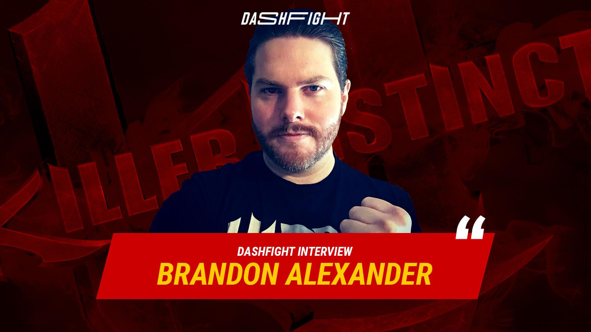 Interview with Brandon Alexander