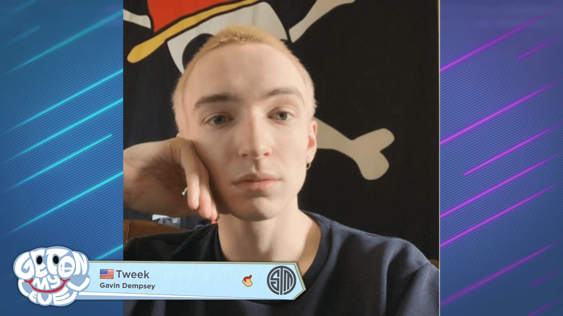 Tweek wins Get On My Line 2020, an Online Smash Event