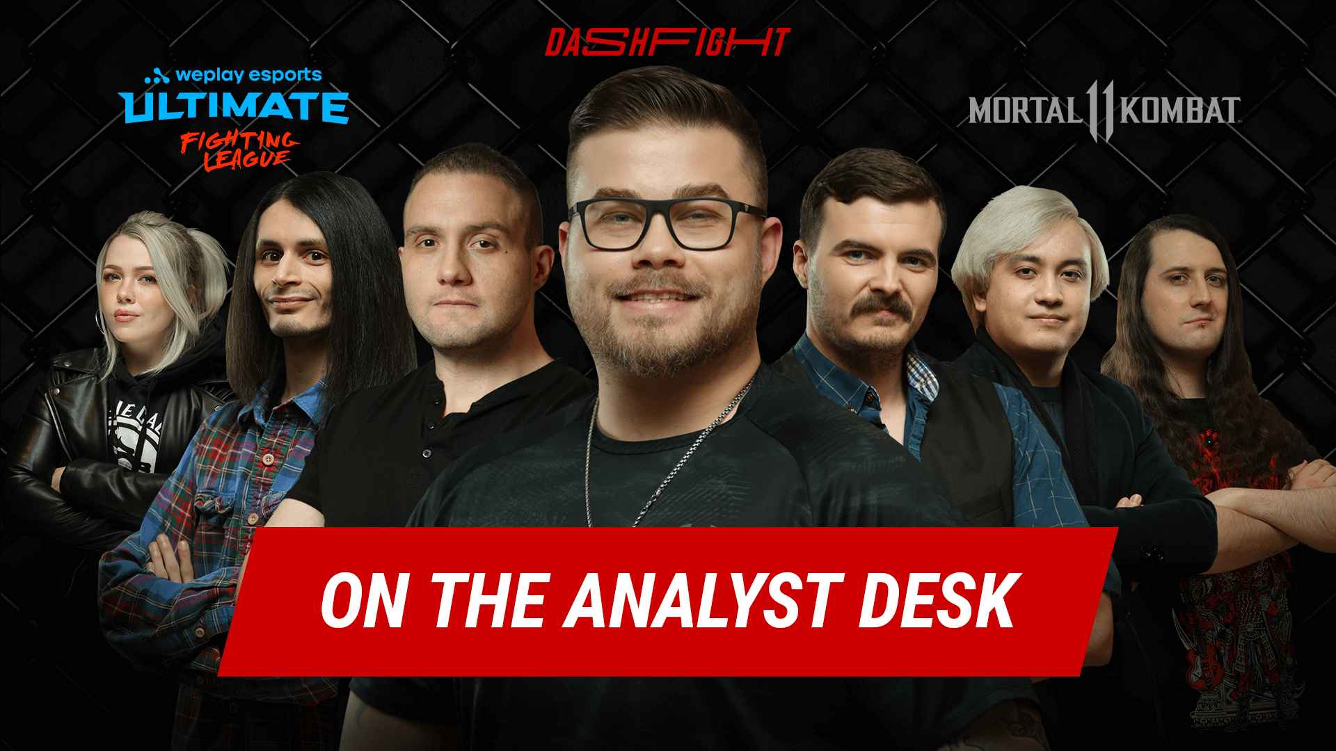 WUFL MK11 Season 1 - On the Analyst Desk