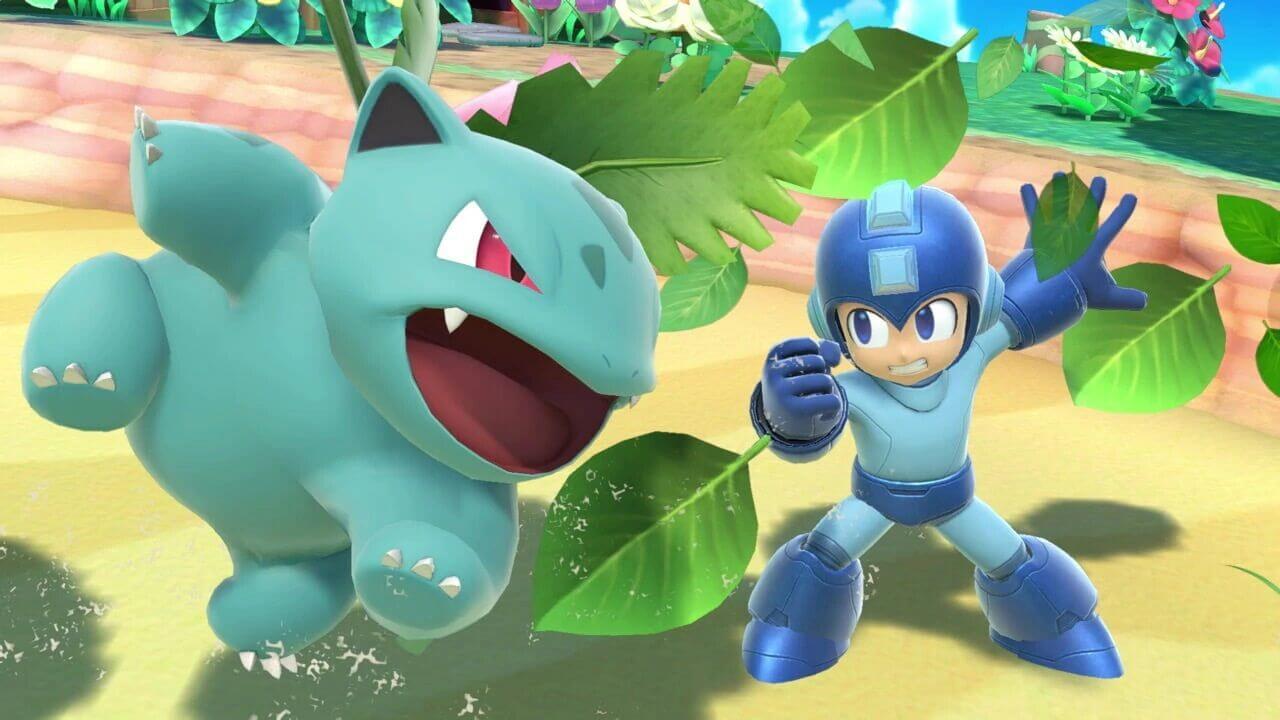 Mega Man pokemon