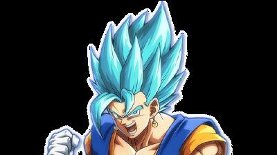 Super Saiyan Blue Vegito