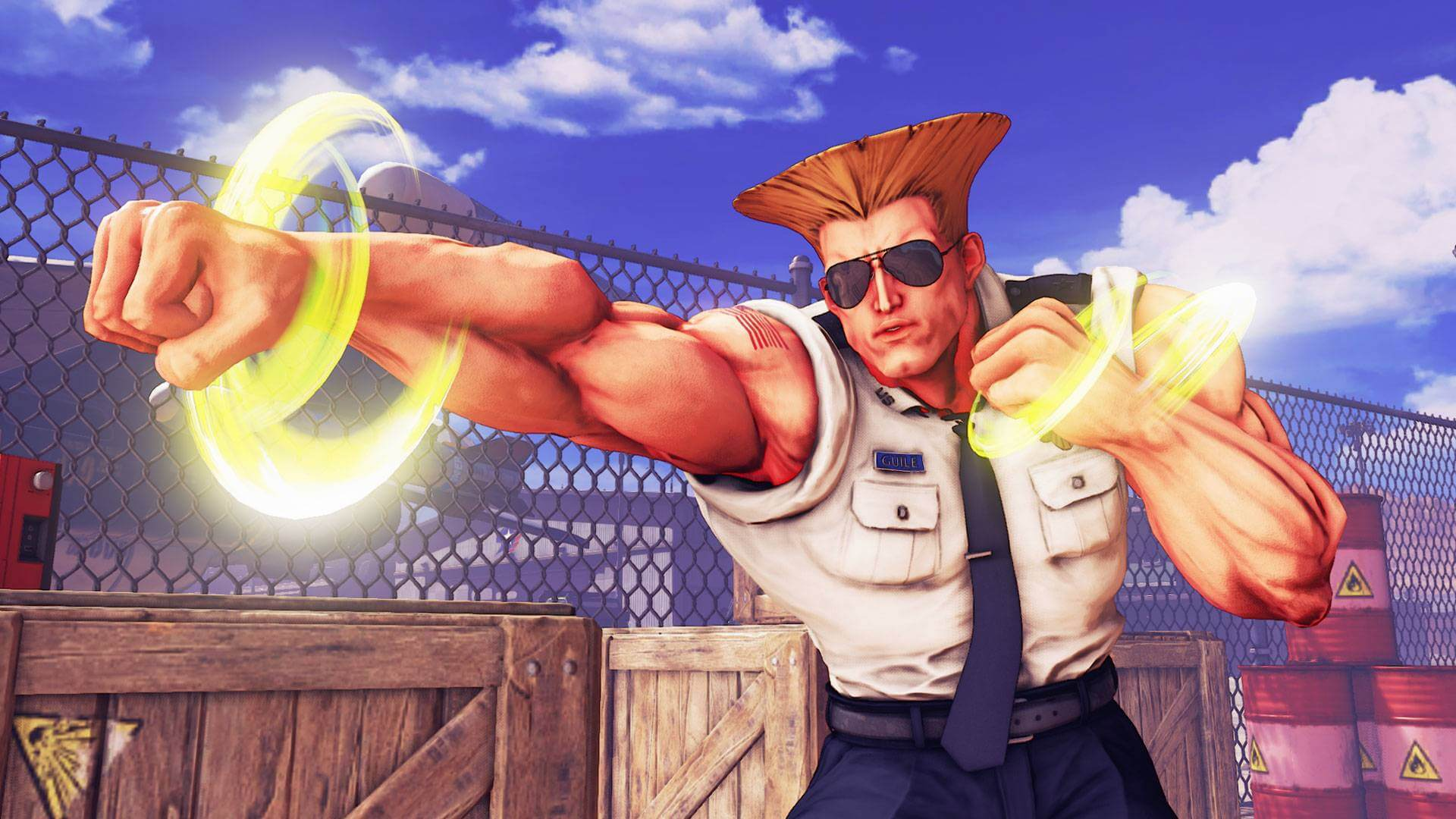 Street Fighter 5: Guile Guide - Combos and Move List