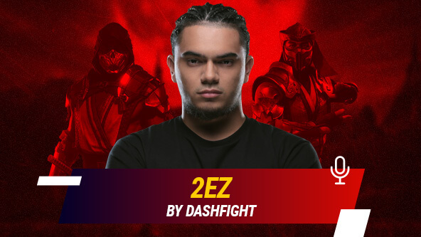 An Evening With 2ez: MK11, Dragon Temple, and Everything In-Between