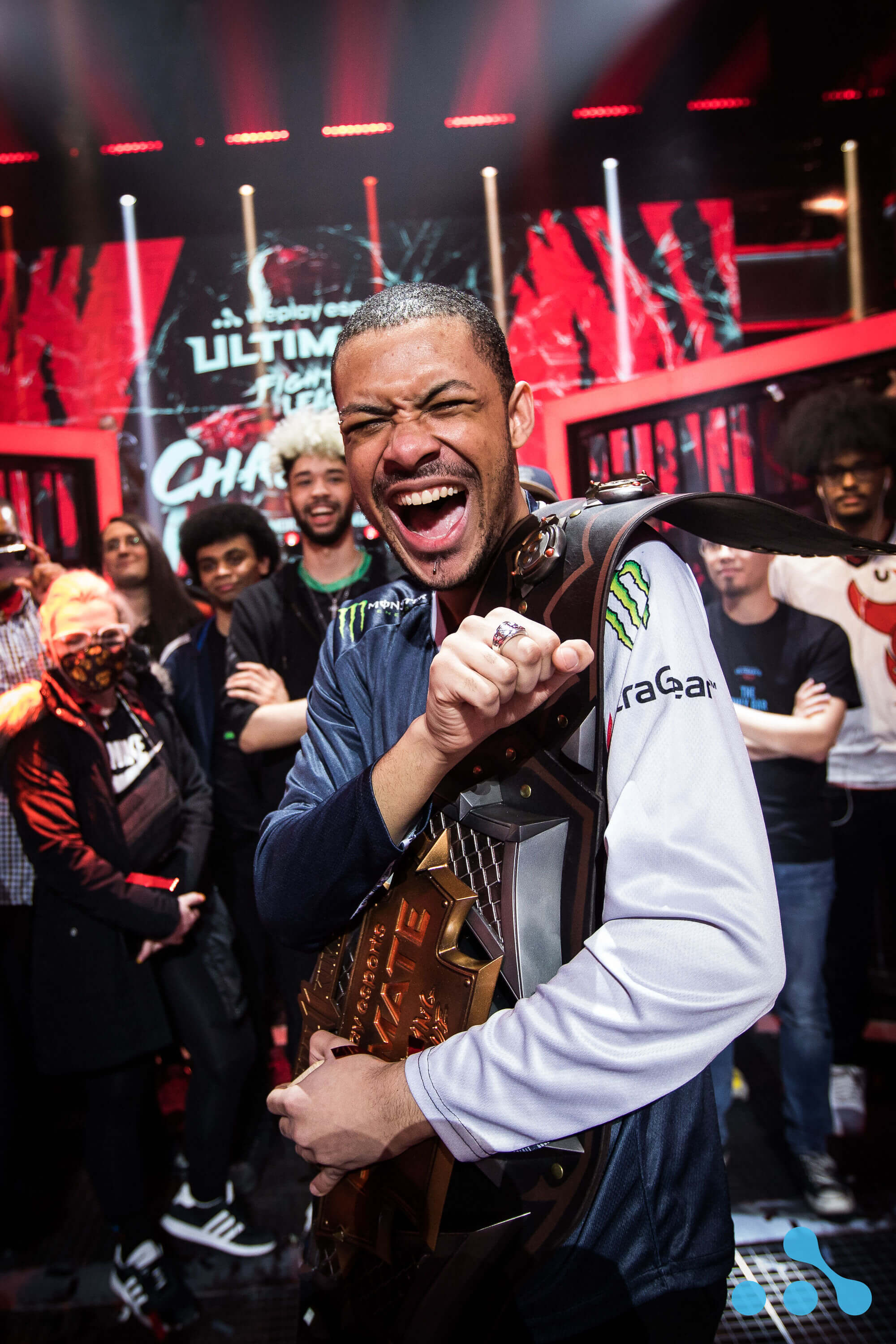 SonicFox revels in victory