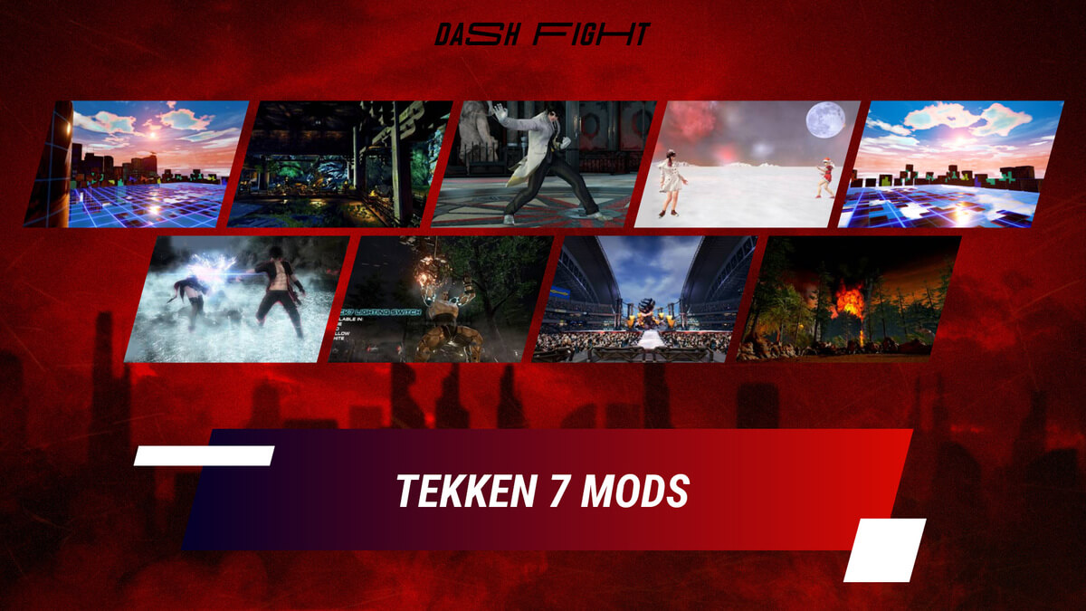 7 Great Tekken 7 Mods & How to Install