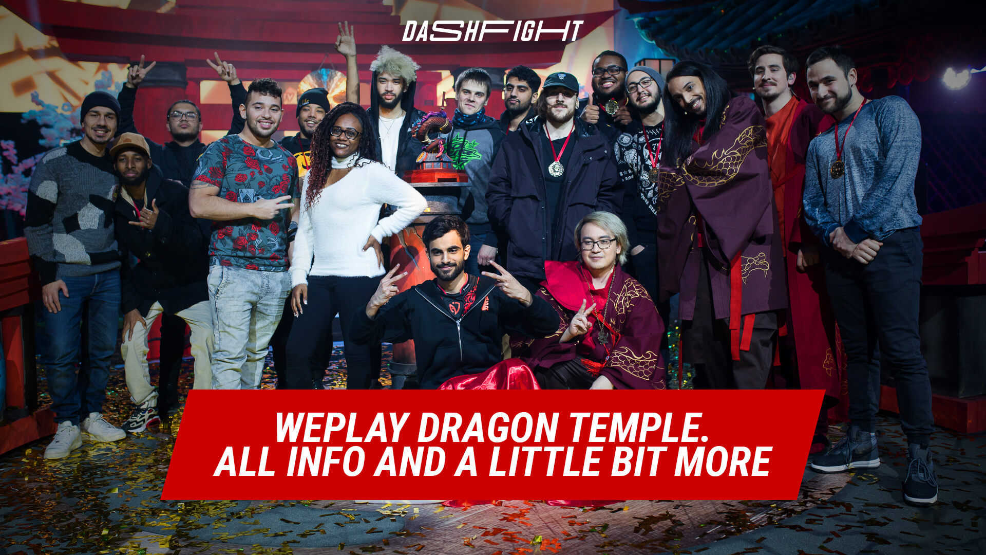 WePlay Dragon Temple. All info and a little bit more