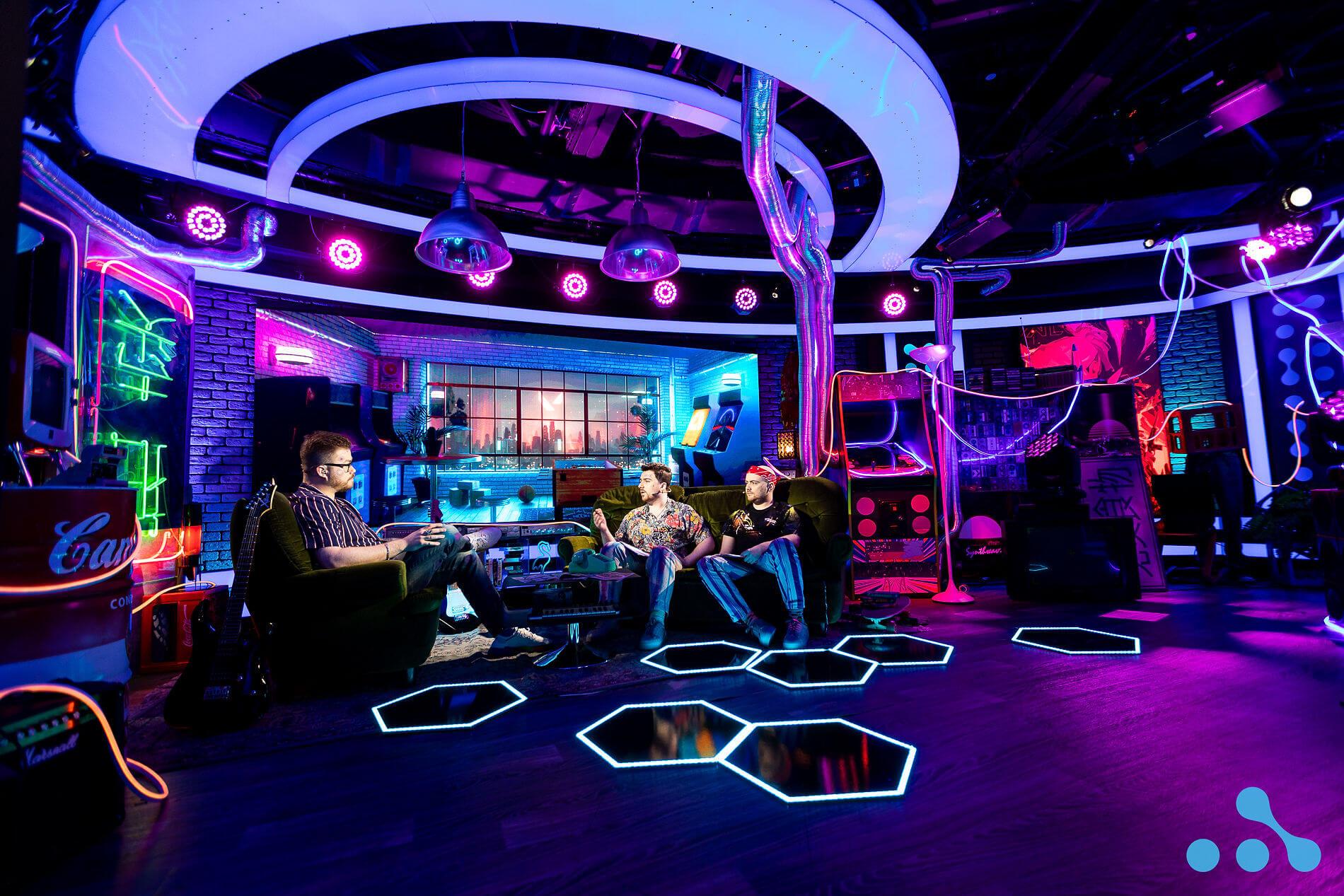 WePlay! VALORANT Invitational studio