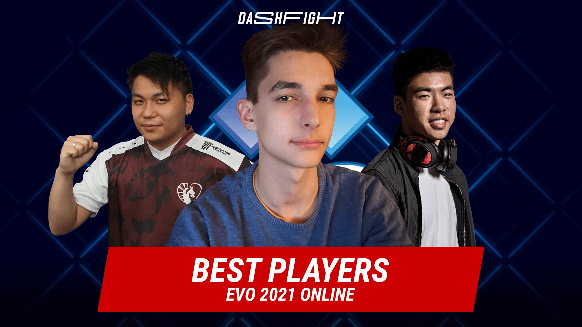 Evo 2021 Online: Best Players