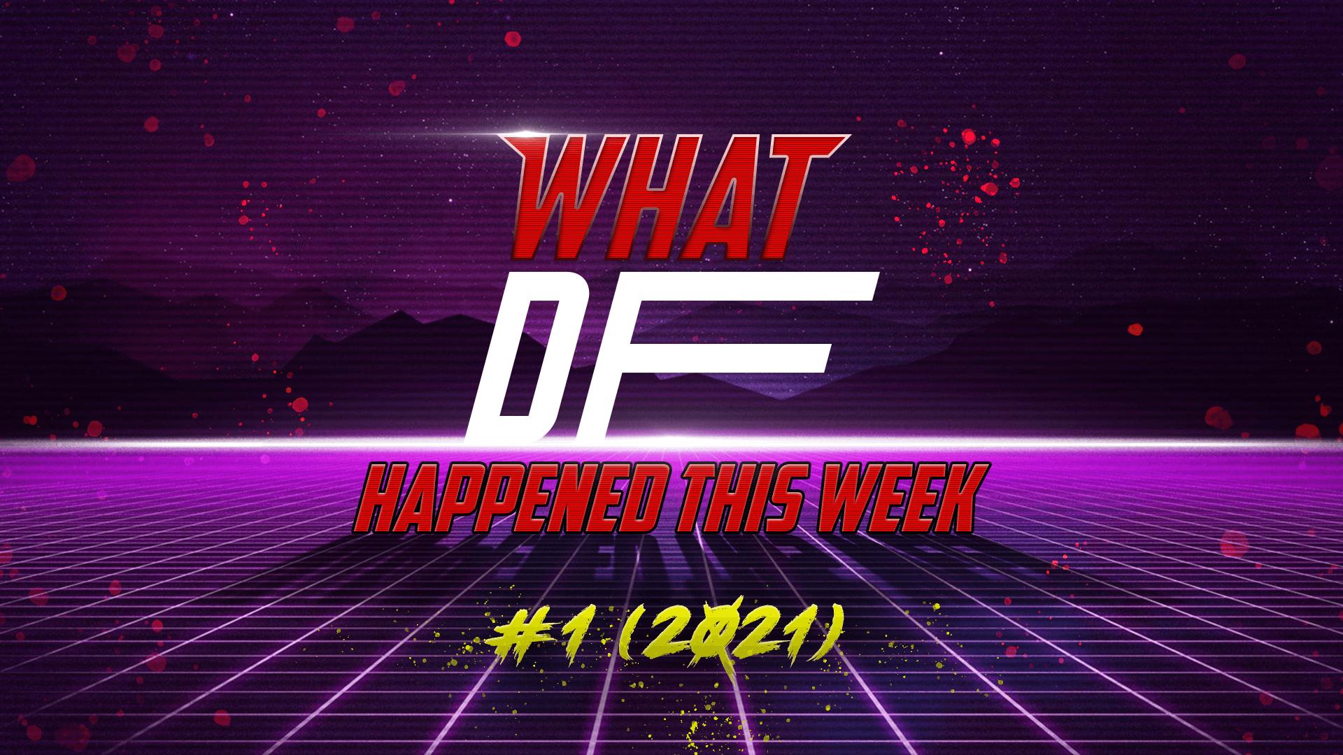 What DF Happened This Week? #1