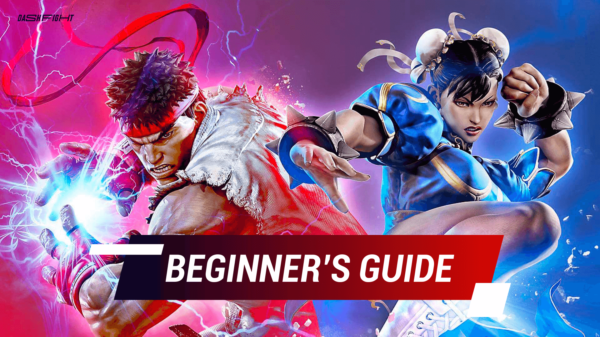 Street Fighter V - an Ultimate Guide for Beginners