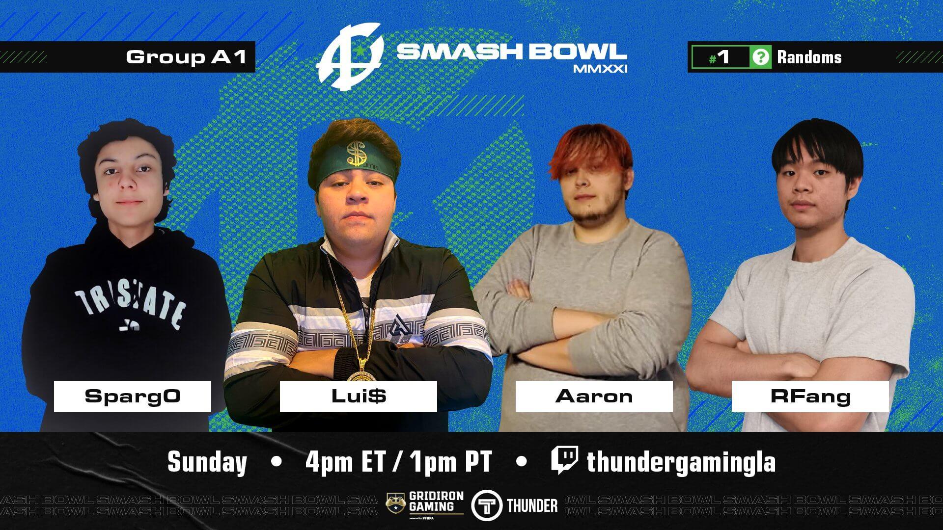 Smash Bowl MMXXI Week One Summary & Highlights
