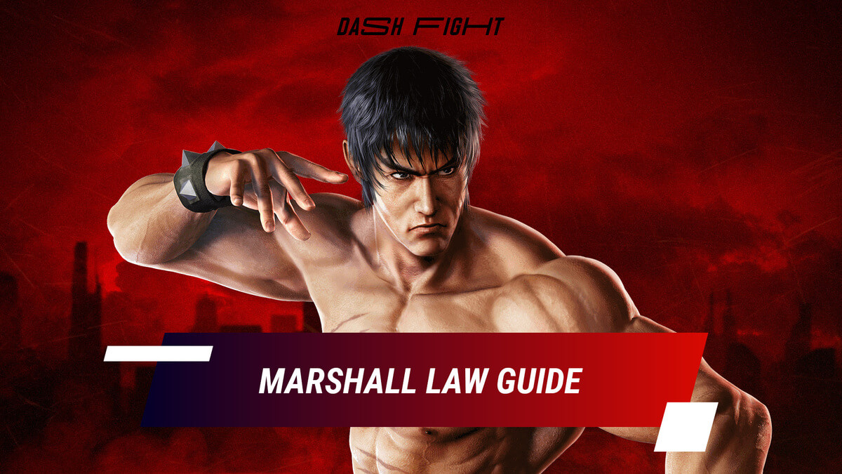 Tekken 7: Law Guide, Combos and Move List