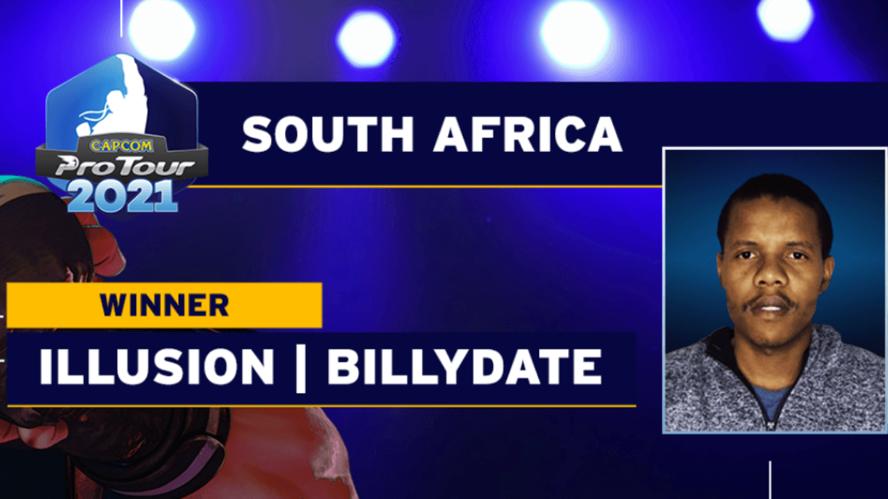 ILLUSION | BillyDate is the Winner of SFV CPT South Africa 1