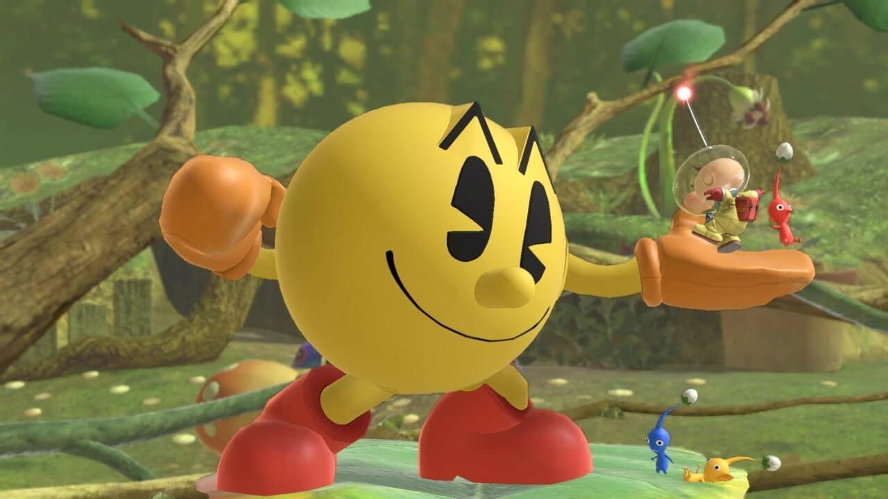 Pac-man packs a punch