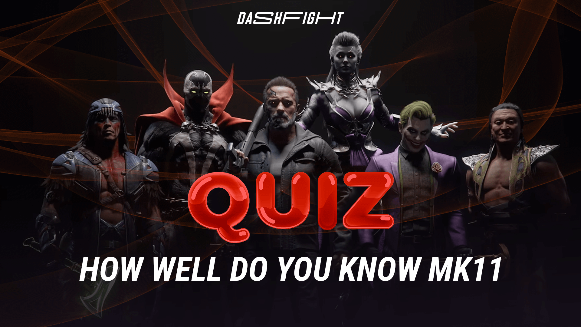 Just How Well Do you Know Mortal Kombat