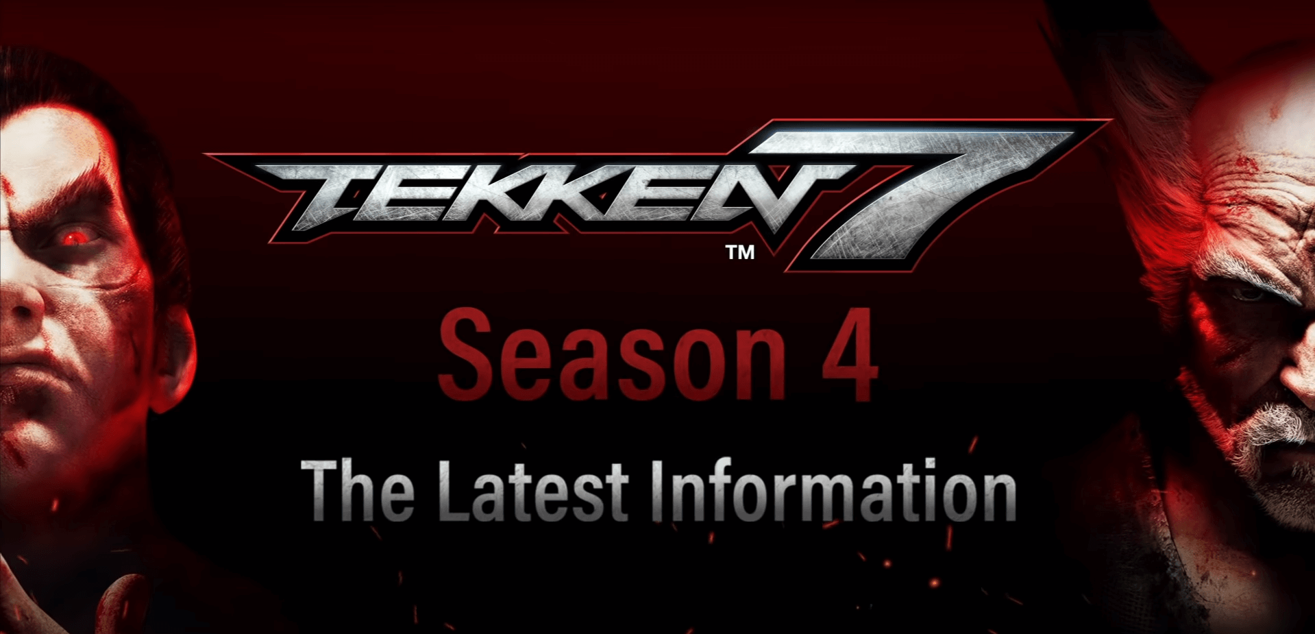 Covid-19 Postpones Tekken 7 Season 4